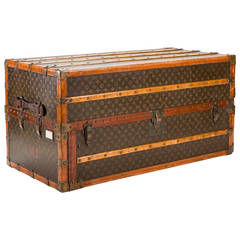 Louis Vuitton Monogram Canvas Top-Loader Wardrobe Trunk