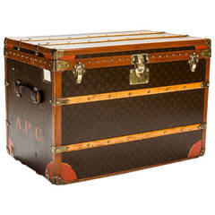 Louis Vuitton Top-of-the-Line Monogram Full-Size Wardrobe Steamer