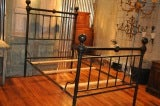 Italian Iron Bed thumbnail 2