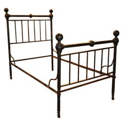 Italian Iron Bed thumbnail 1