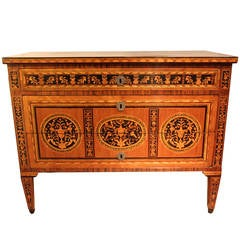 Important 18th Century Italian Maggiolini Commode