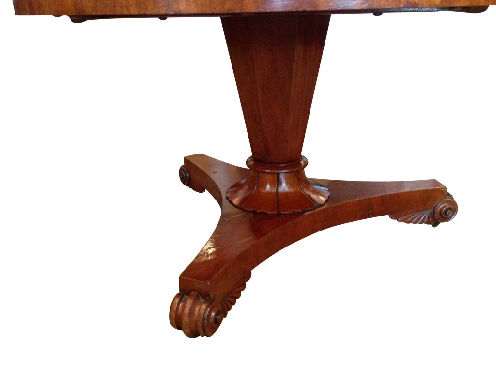 Dining Table Tilt Top Dining Table