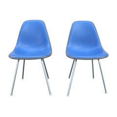 Pair of Herman Miller Shell Chairs