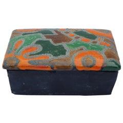 Raymor Pottery, Italy Covered Box