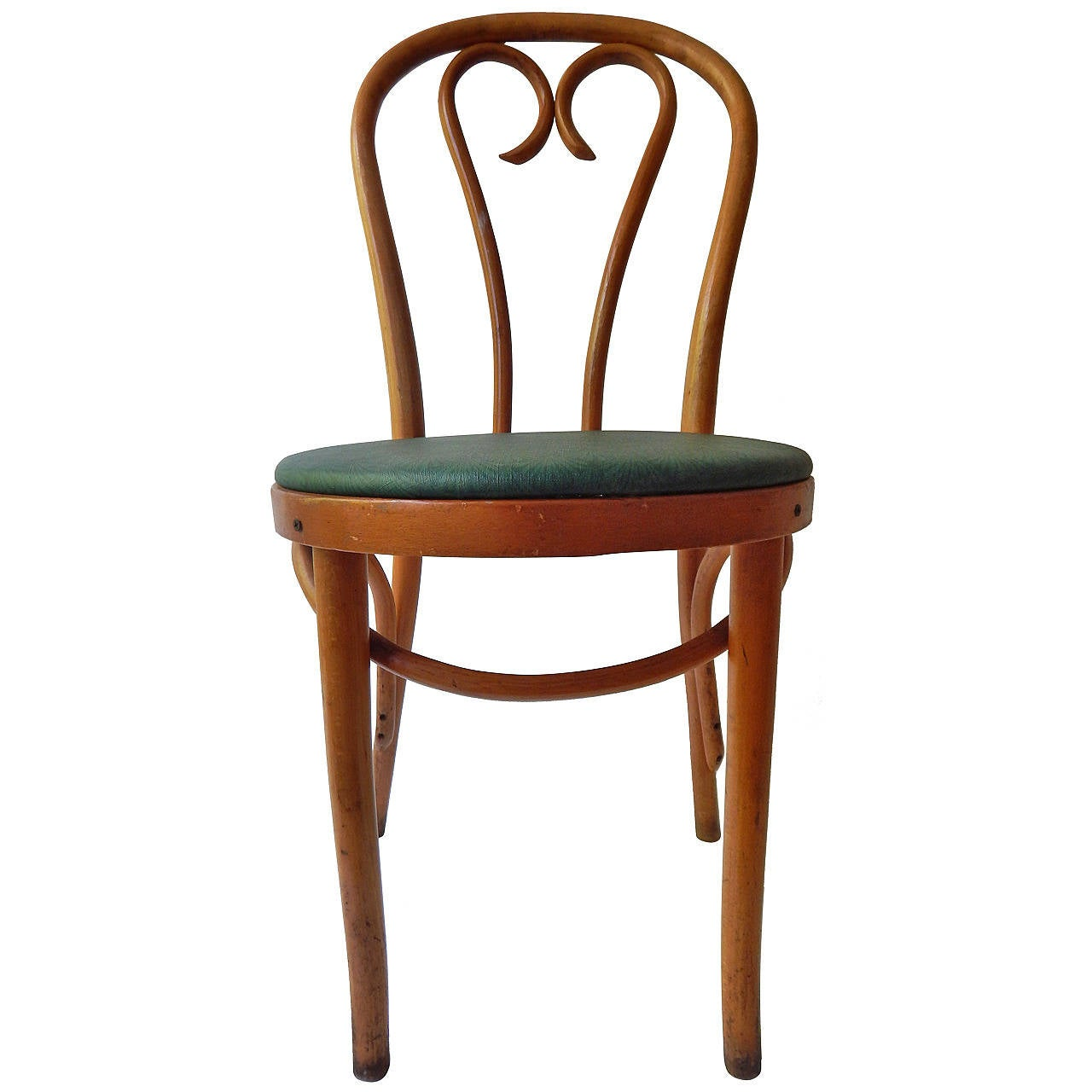 10 Thonet Bentwood Cafe Chairs 1