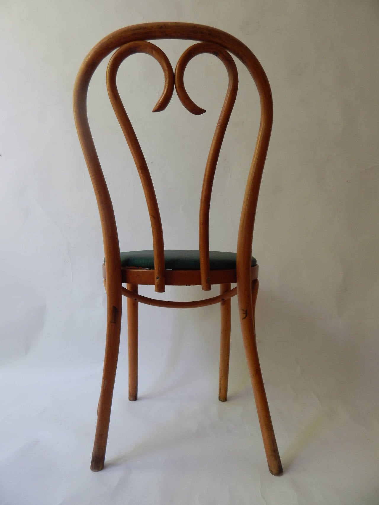 10 Thonet Bentwood Cafe Chairs 4