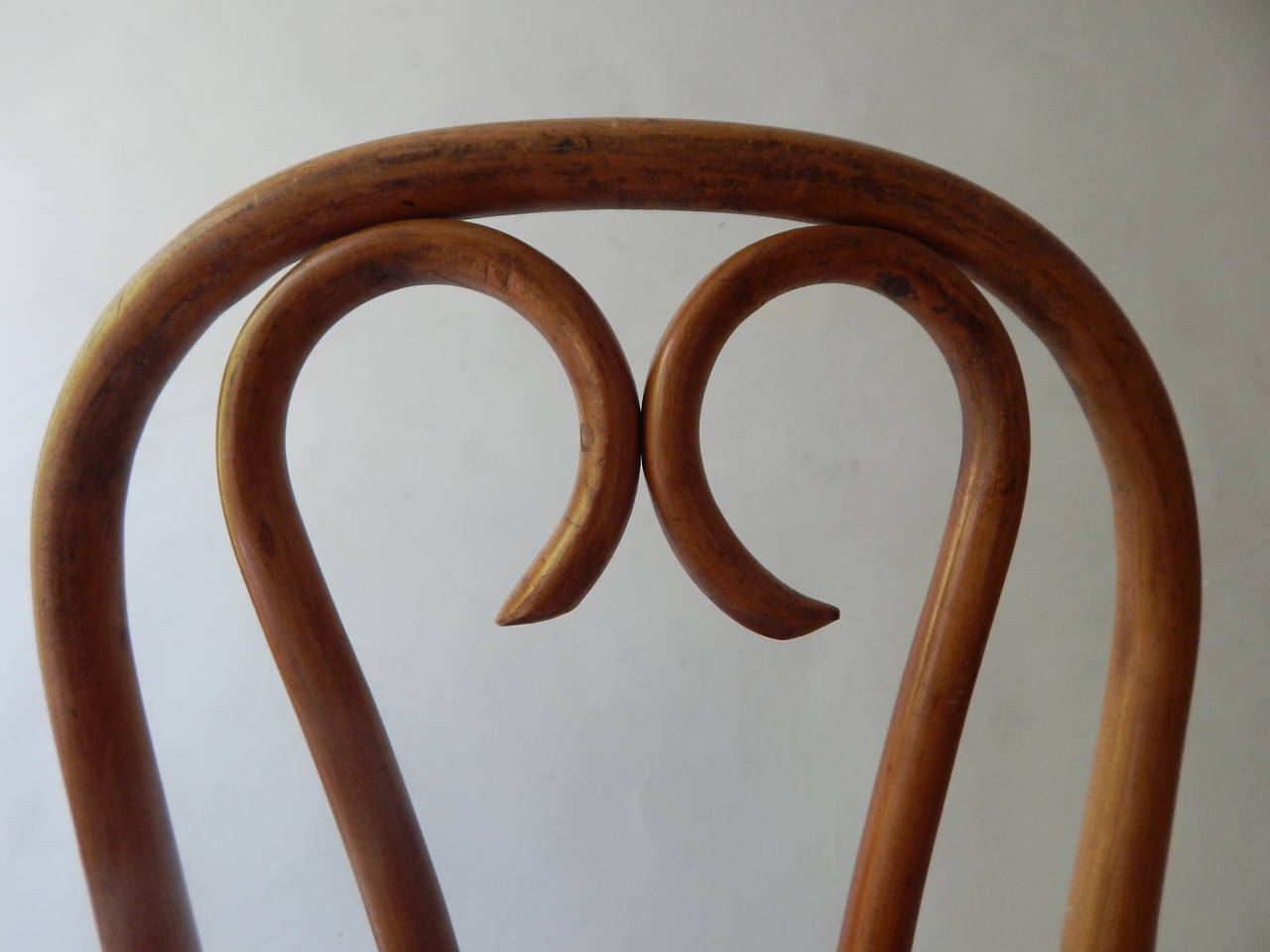 10 Thonet Bentwood Cafe Chairs 2