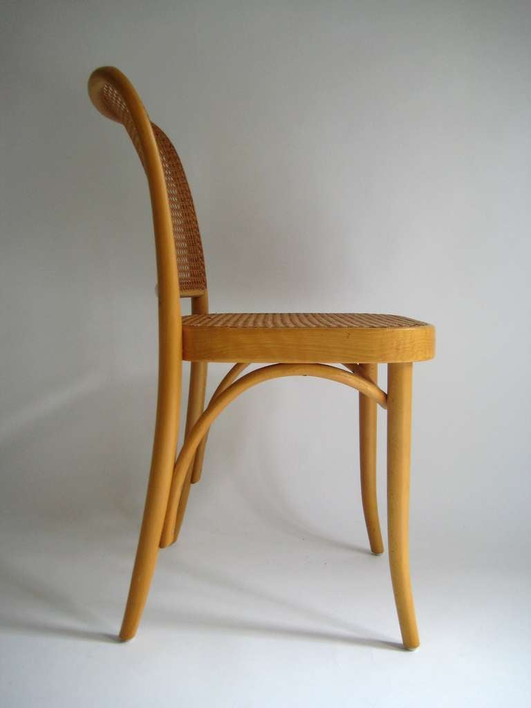 Bentwood Chairs Made In Czechoslovakia
