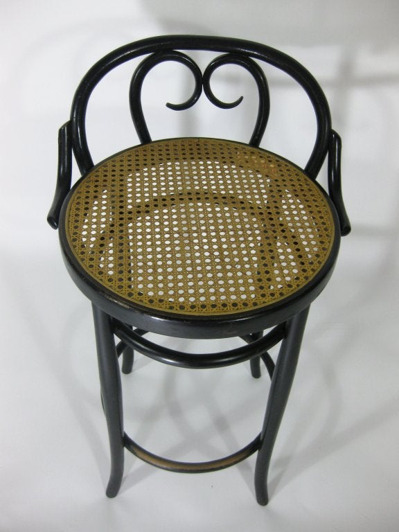 vintage bentwood chairs italian antique bentwood and cane cafe stool for  sale at 1stdibs - Vintage Bentwood Chairs - 500x Bentwood Chairs Hertfordshire