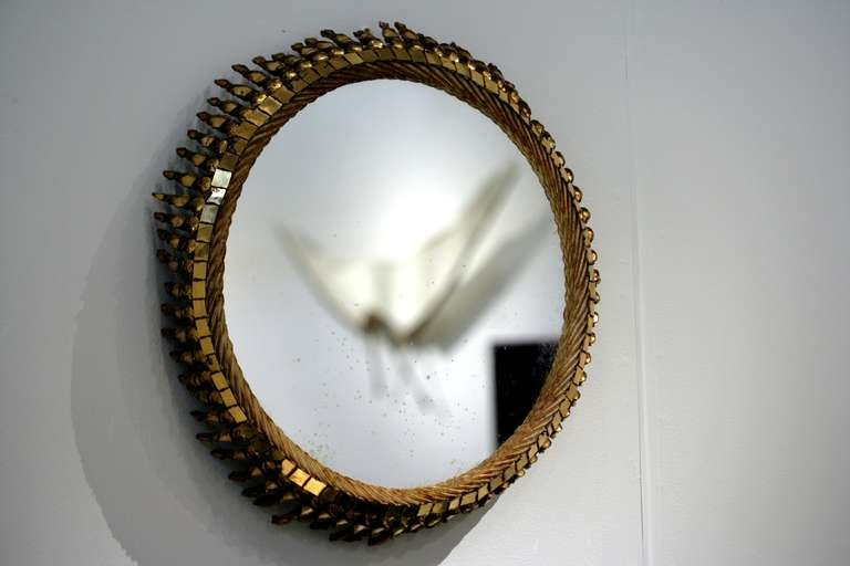 Line VAUTRIN - Exceptional Mirror For Sale 2