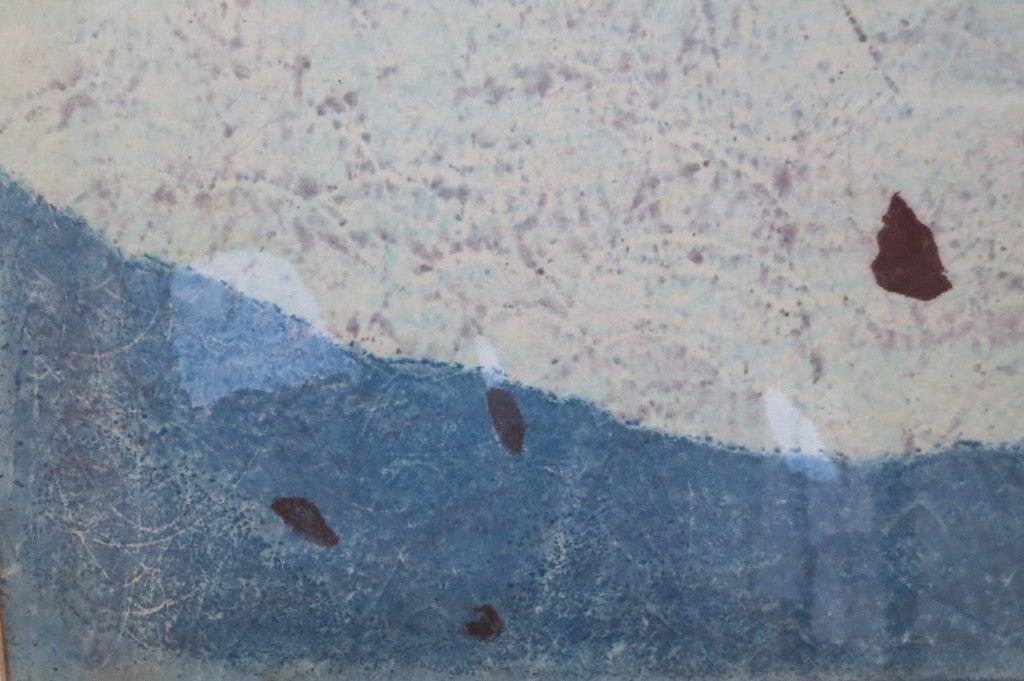 Contemporary Japanese Woodblock Print at 1stdibs