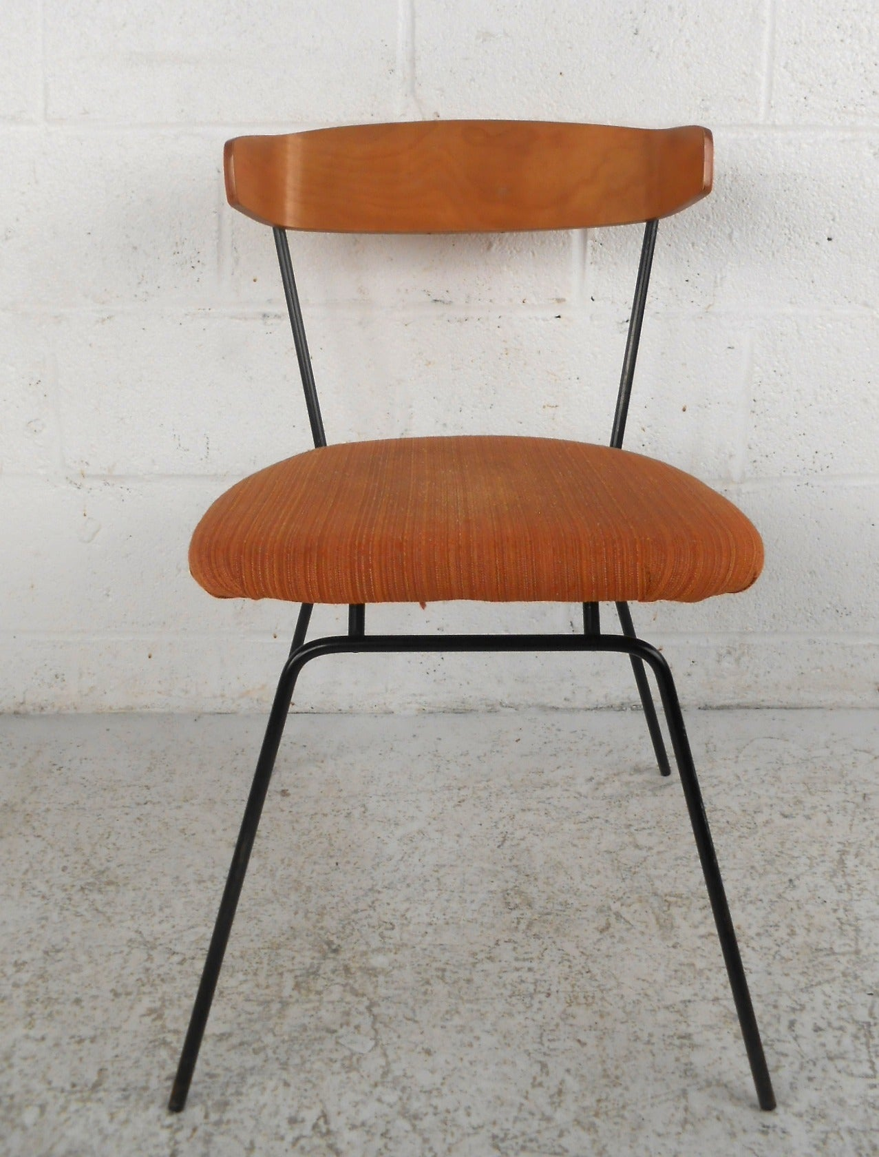 Mid Century Modern Paul McCobb 1535 Style Bentwood Dining Chair