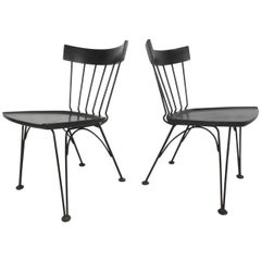 Mid-century Modern Shovel Chairs by Lee Woodard