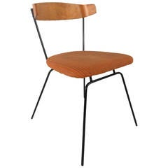 Mid-Century Modern Paul McCobb 1535 Style Bentwood Dining Chair
