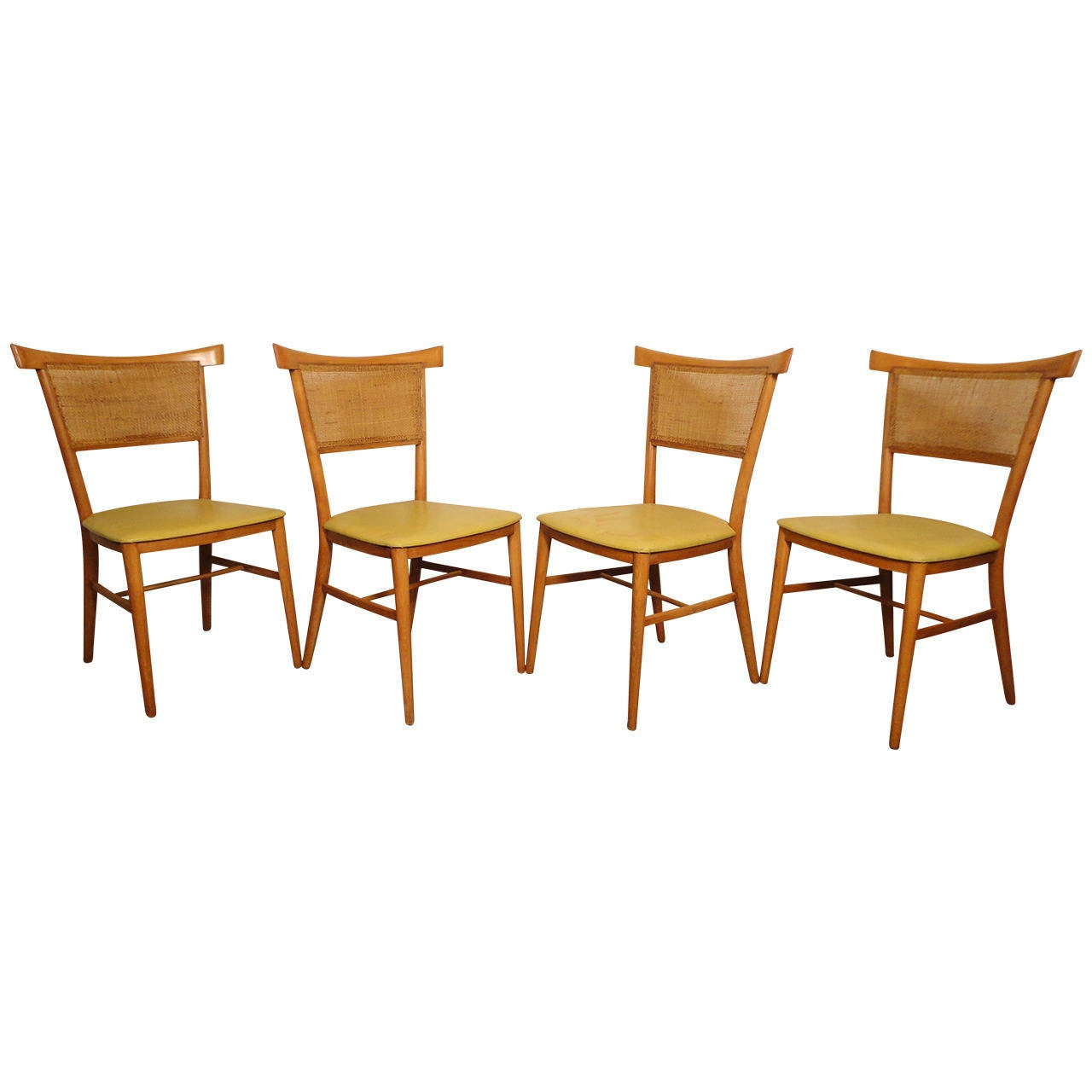 "Paul McCobb ""Bow Tie"" Chairs"