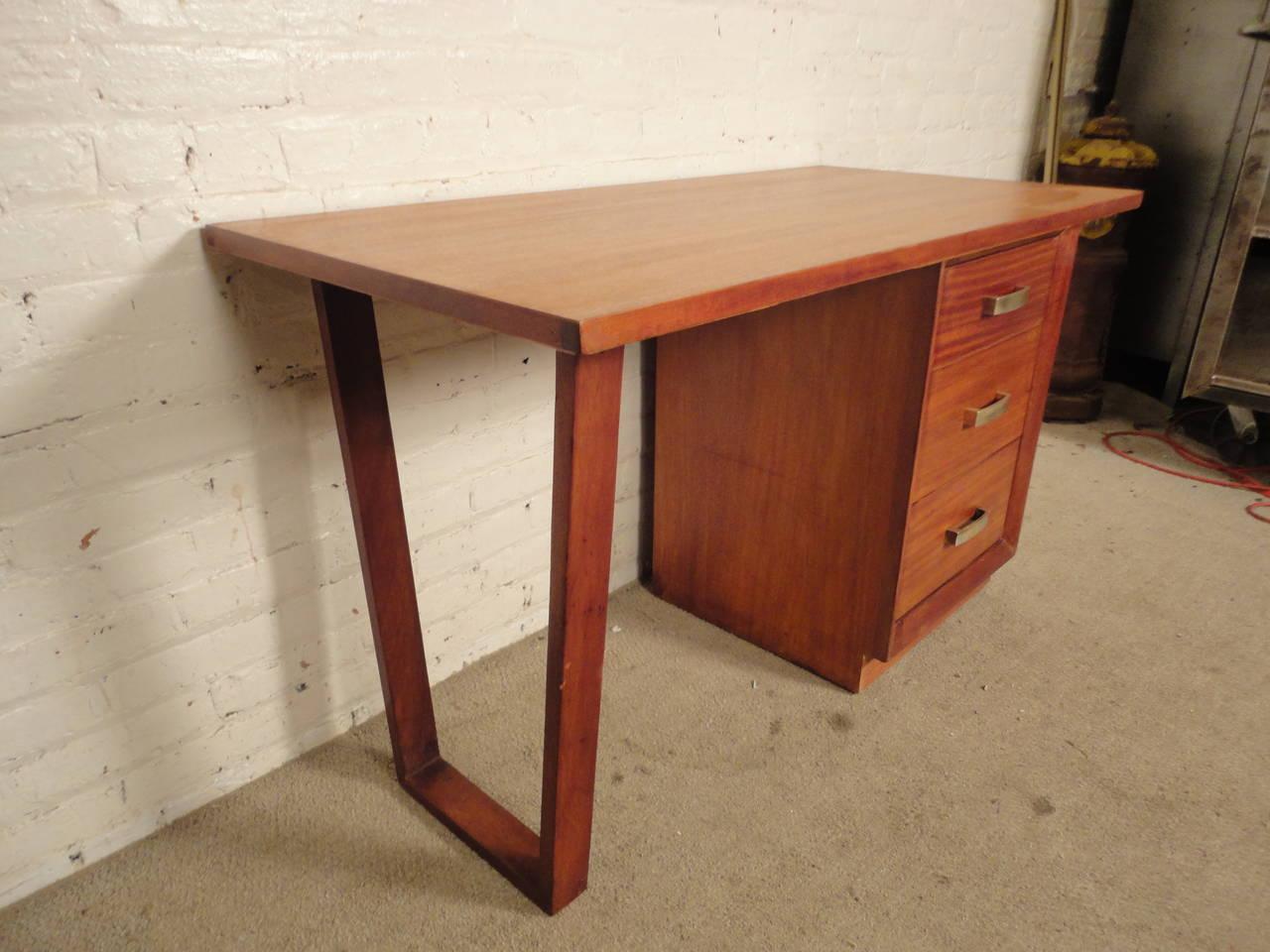 John Widdicomb Designed Desk For John Stuart For Sale At