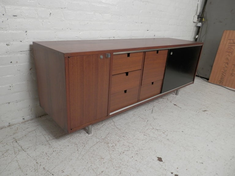Mid Century File Cabinet By George Nelson For Herman Miller At 1stdibs