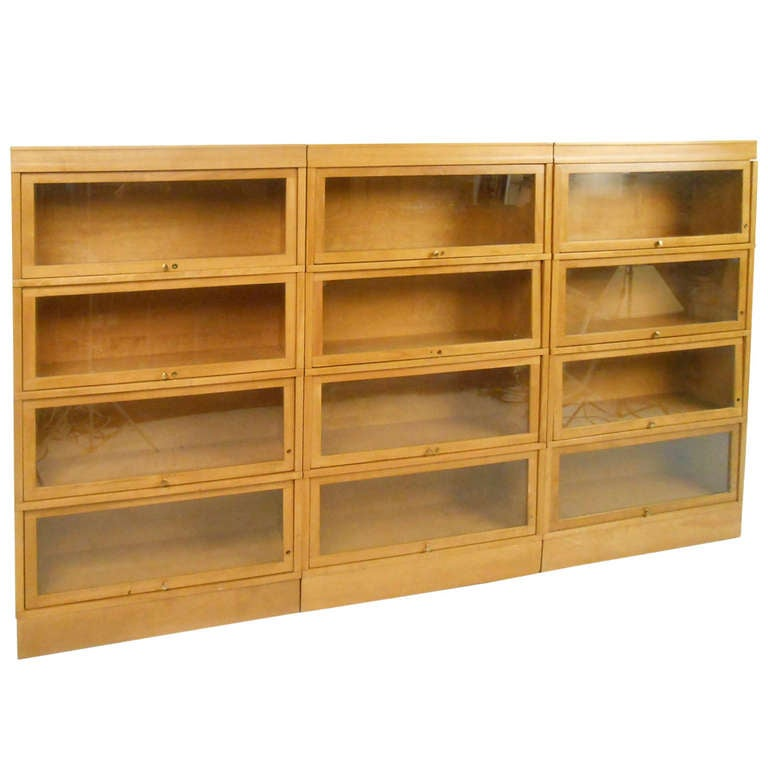 Hale Barrister Bookcases At 1stdibs