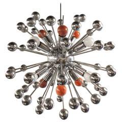 Mid-Century Modern, Sputnik Chandelier