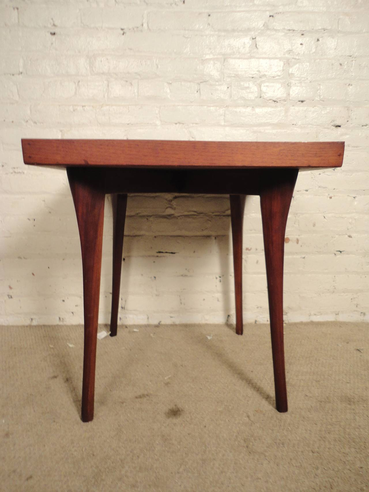 Modern Chess Table well designed mid-century chess table for sale at 1stdibs