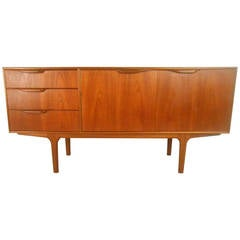 Mid-Century Modern Miniature Sideboard by A.H. MacIntosh & Co