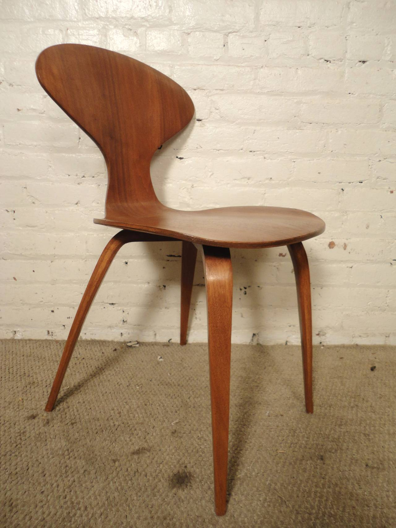 American Six Cherner Chairs For Plycraft For Sale