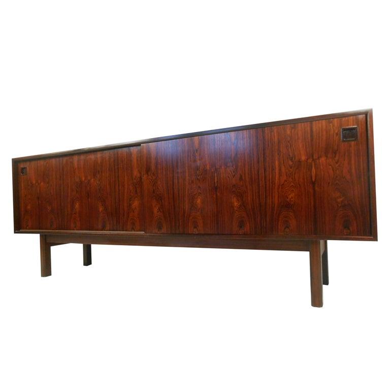 Gunni Omann Rosewood Sideboard, model 21