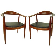 THE Chairs by Hans Wegner