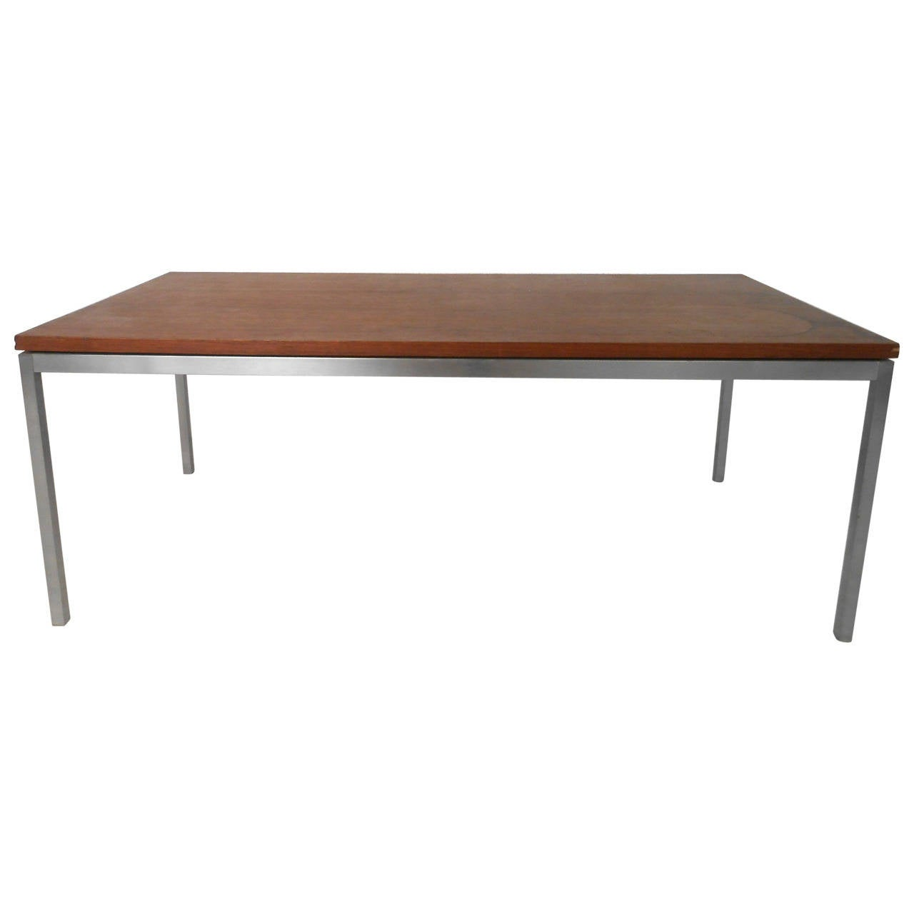 Mid century modern knoll associates coffee table at 1stdibs for Knoll and associates