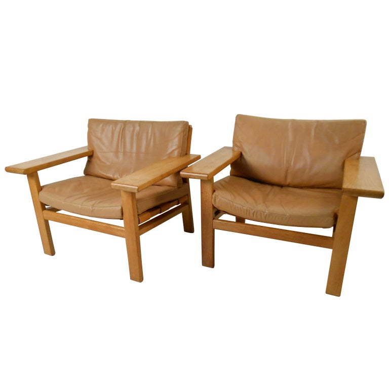 Mid century modern scandinavian style lounge chairs for for Chaise james eames