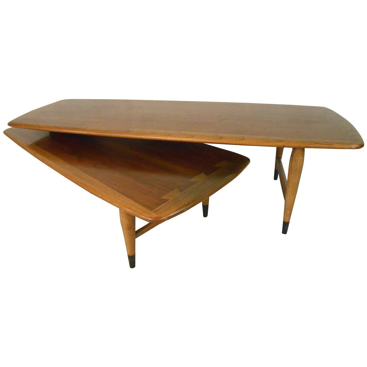 pivoting lane coffee table at 1stdibs. Black Bedroom Furniture Sets. Home Design Ideas