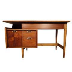Mid-Century Modern Desk By Hooker