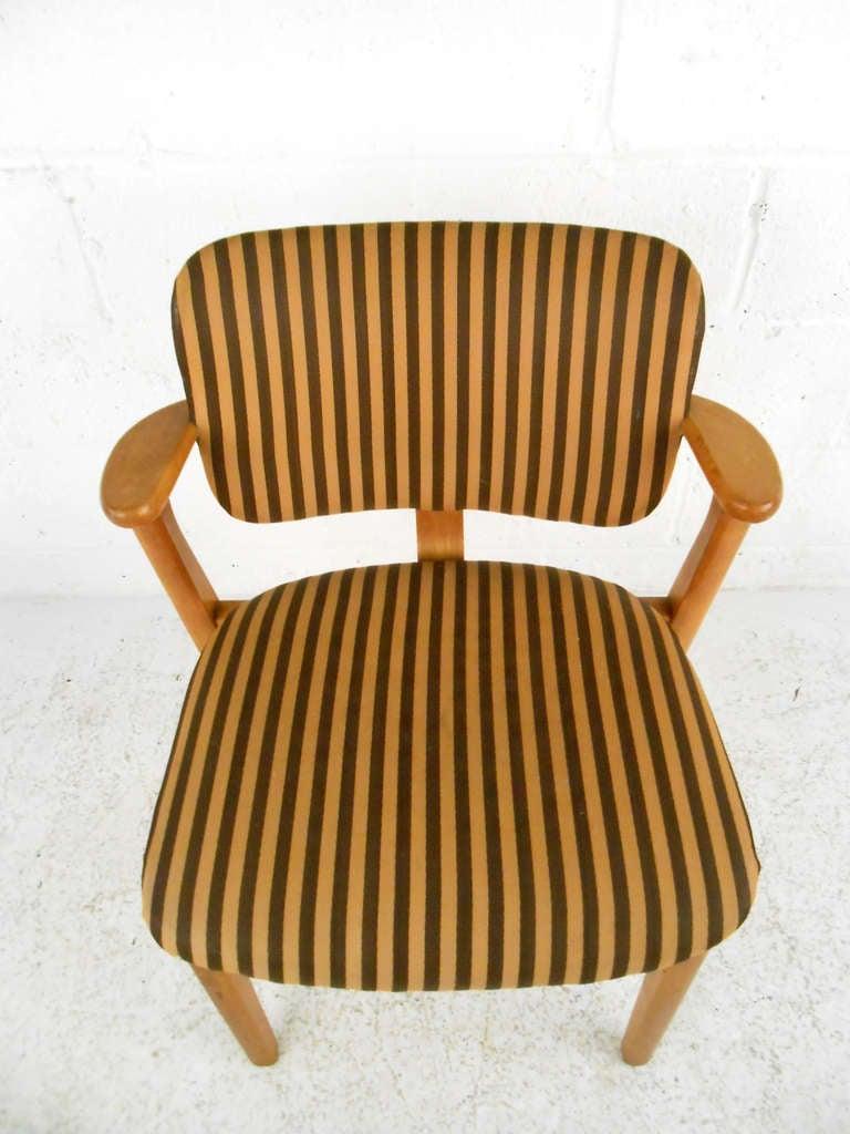 vintage domus armchair for knoll rh 1stdibs com Plywood Chair Plywood Chair