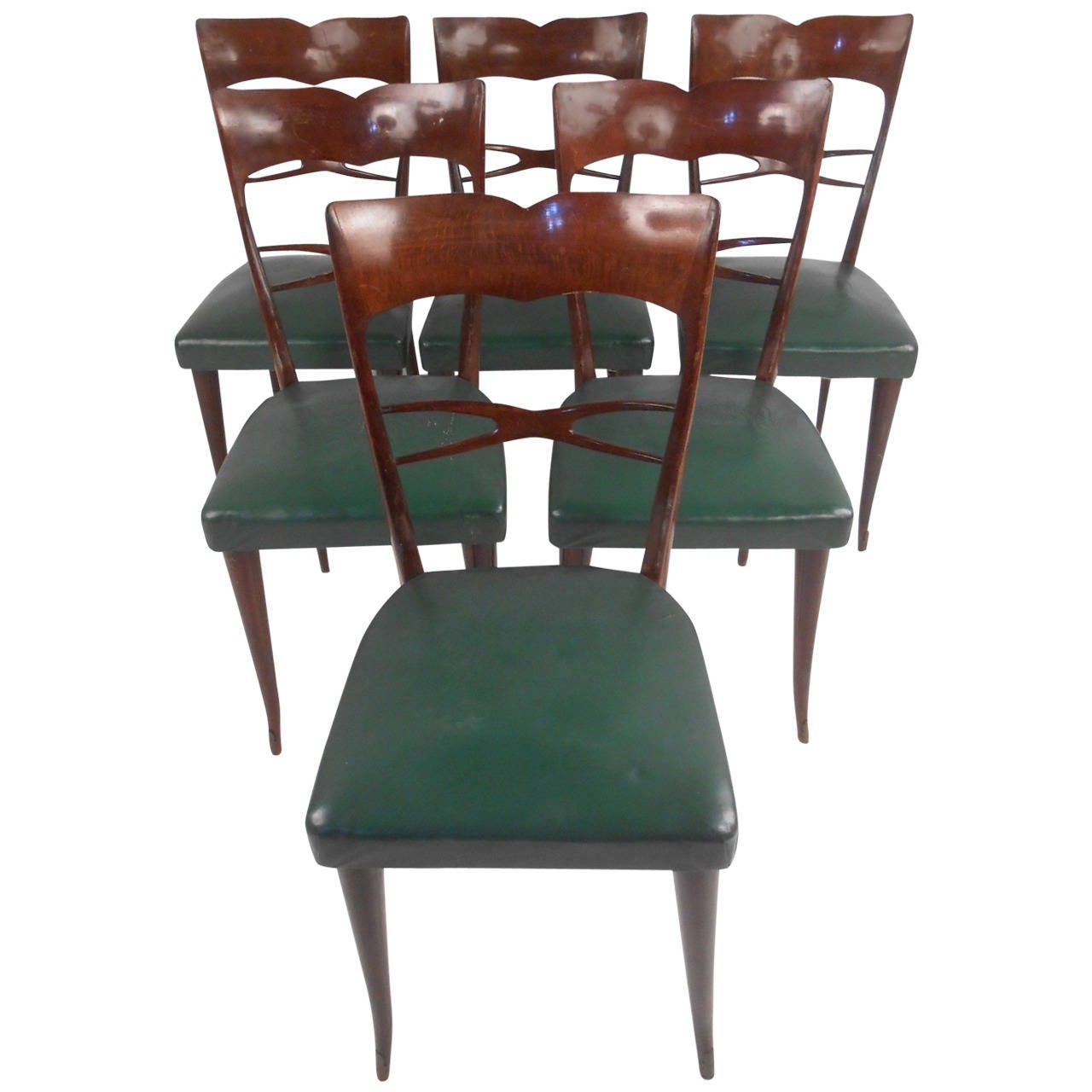 style mid century modern italian dining chairs for sale at 1stdibs