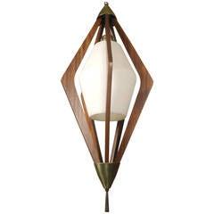 Mid-Century Modern Hanging Pendant