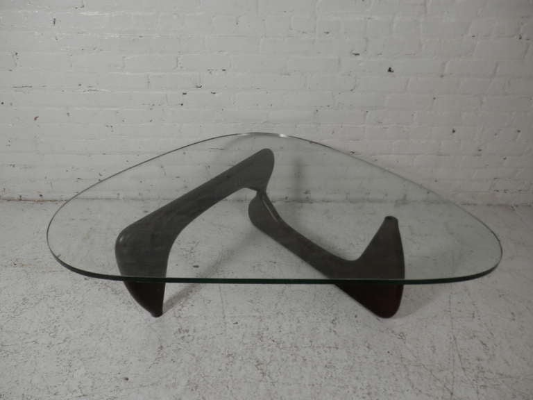 Isamu Noguchi Style Coffee Table At 1stdibs