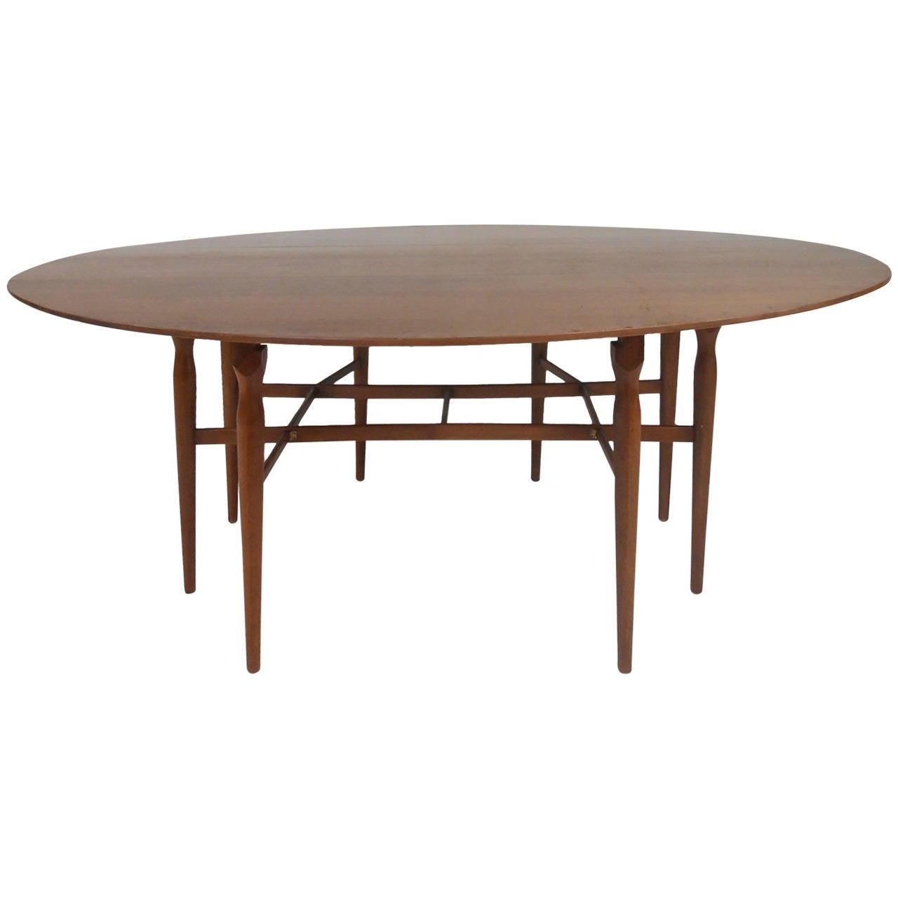 Oval Drop Leaf Table Fantastic 19thc Early Walnut Oval  : 1209066l from amlibgroup.com size 1280 x 1280 jpeg 49kB