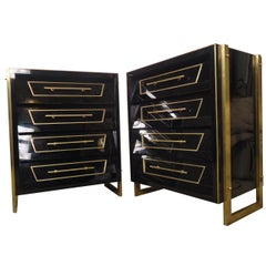 Eugenio Escudero Style Dressers with Marvelous Finish