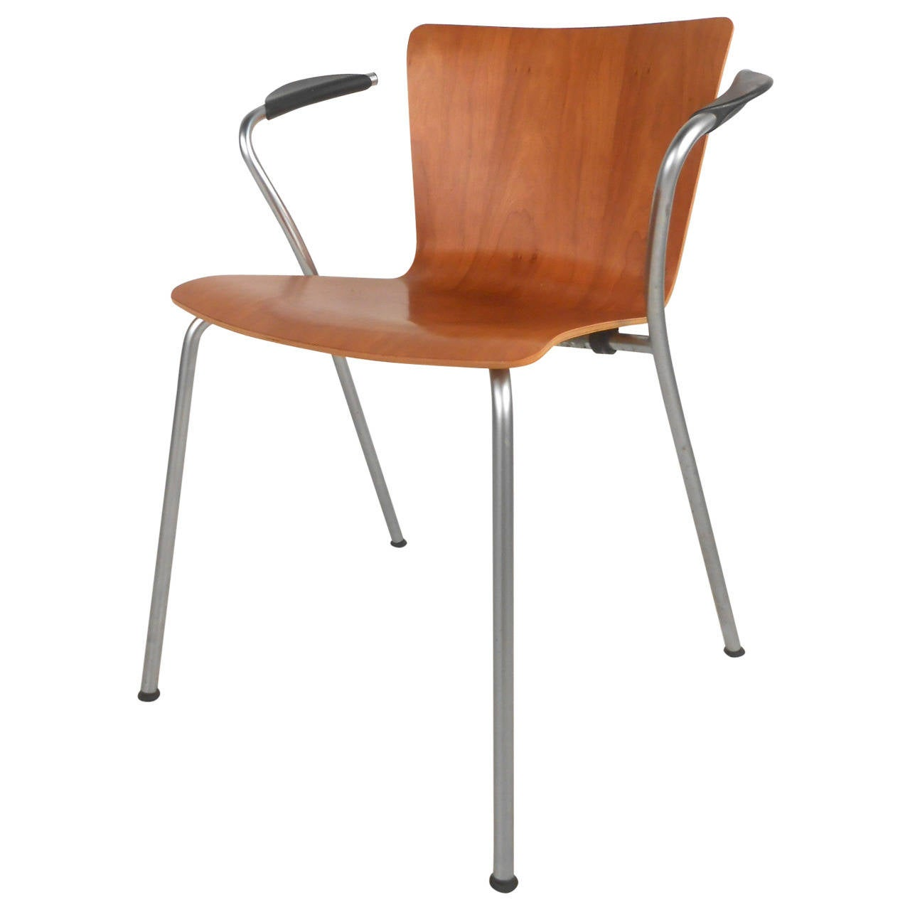 VicoDuo Chair By Vico Magistretti For Fritz Hansen And Knoll Studio For Sale