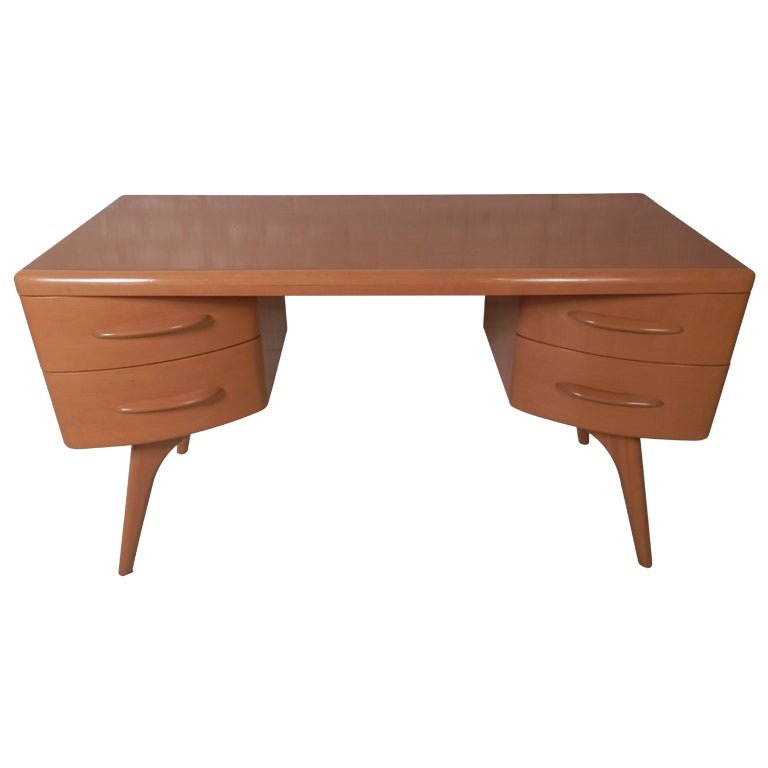 Rare Heywood Wakefield Desk at 1stdibs