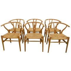 The Wishbone Chair (CH24) by Hans Wegner