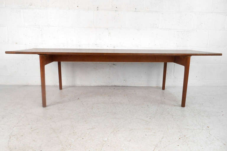 Mid-20th Century Hans Wegner Coffee Table for Andreas Tuck For Sale