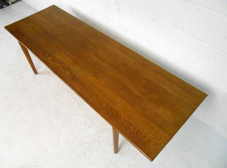 Hans Wegner Coffee Table for Andreas Tuck For Sale 1