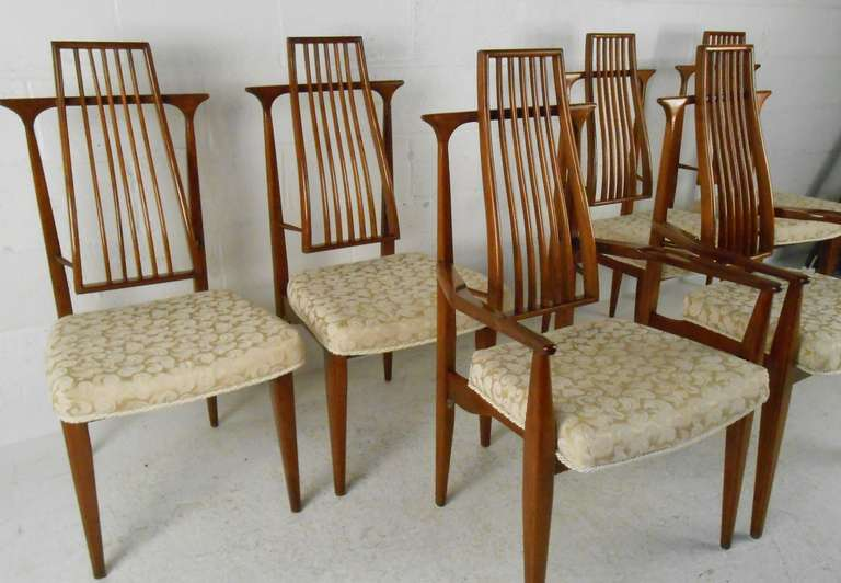 Mid-Century Modern Mid-Century American Dining Set For Sale