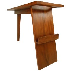 Mid-Century Console or Magazine Table