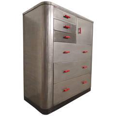 Simmons Tall Dresser by Norman Bel Geddes