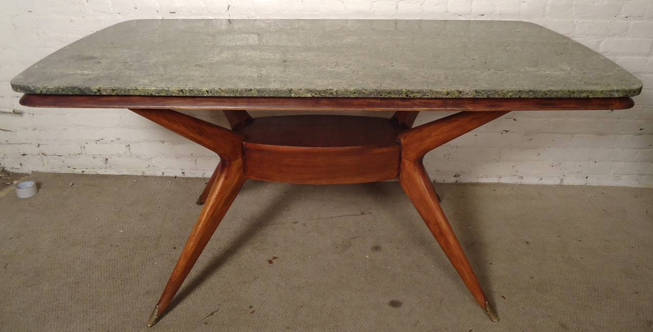Vintage Dining Table with Gorgeous Marble Top at 1stdibs : DSC01888l from www.1stdibs.com size 1280 x 650 jpeg 86kB