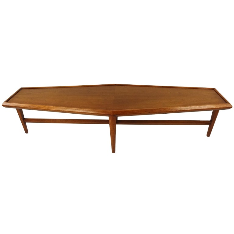 vintage drexel heritage coffee table at 1stdibs