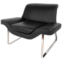 Stylish Contemporary Modern Club Chair
