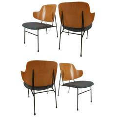 """Penguin"" Chair by Kofod-Larsen"